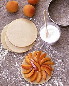 Apricot Tart Recipe 2009-07-22 13:00:31