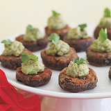 Mini Black Bean Cakes
