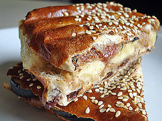 Recipe For Fig, Banana, and Almond Butter Panini