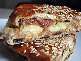 Recipe For Fig, Banana, and Almond Butter Panini 2009-08-26 12:15:45