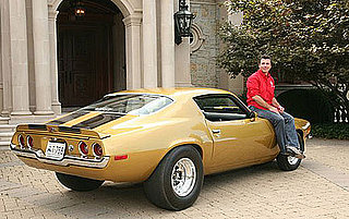 Papa John's Founder Discovers Old Camaro