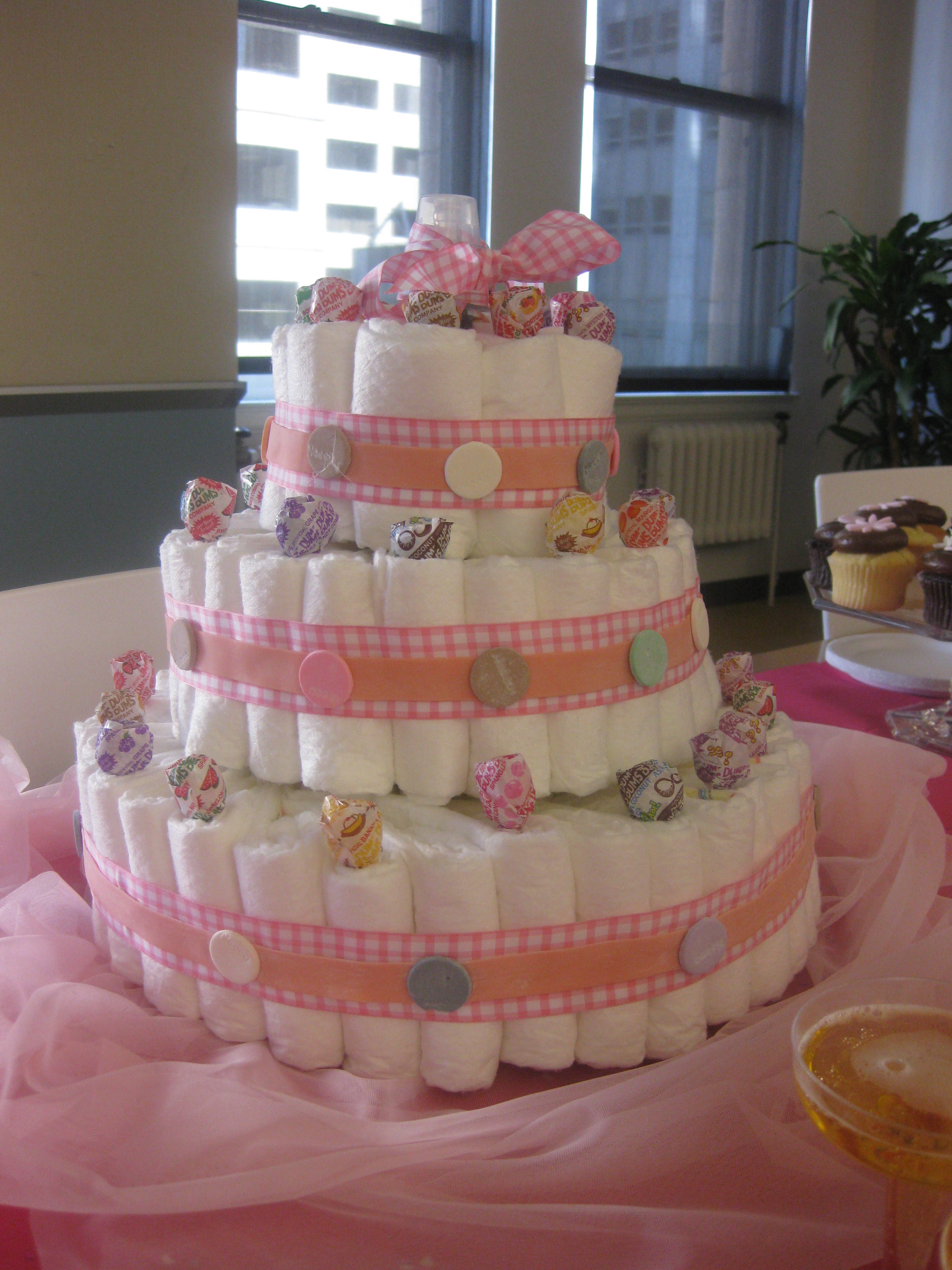 how to host an office baby shower popsugar food