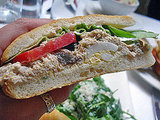 Recipe For Pan Bagnat French Tuna Sandwich