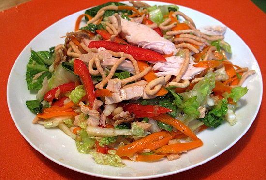 Fast & Easy Recipe For Giada De Laurentiis Asian Chicken Salad