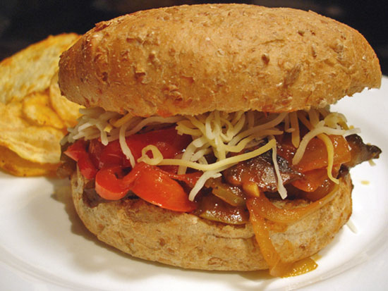 Recipe For Portobello Mushroom Sloppy Joes