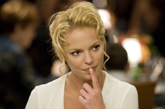 Review of The Ugly Truth Starring Katherine Heigl and Gerard Butler