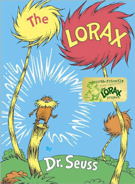 The Lorax Will Be the Next Dr. Seuss Work to Hit Theaters