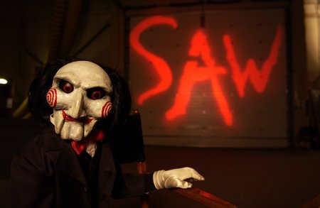 Would You Go to a Saw-Themed Haunted House?