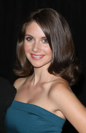 Interview with Alison Brie About Mad Men and Community