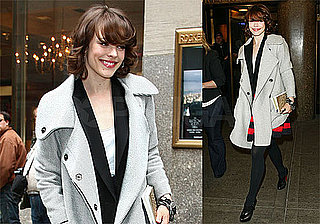 Photos and Videos of Rachel McAdams on The Today Show April 15, 2009