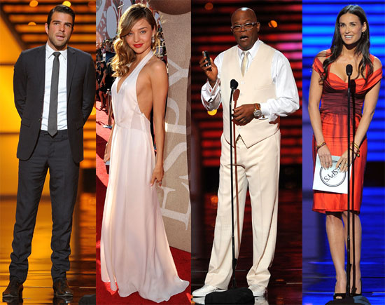 Photos of 2009 ESPY Awards Red Carpet and Show