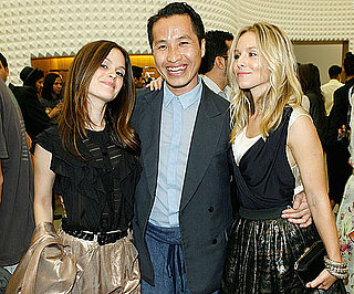 Photo Slide of Rachel Bilson and Kristen Bell at the 3.1 Phillip Lim Bash in LA