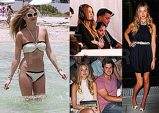 Photos of Whitney Port in Miami