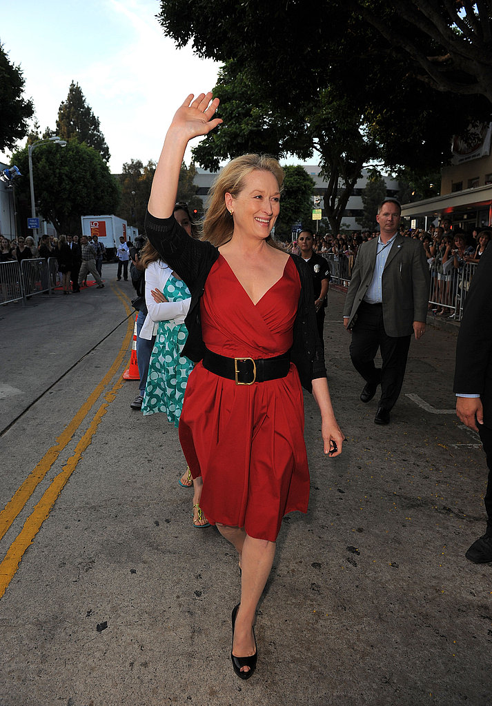 """Photos of the """"Julie and Julia"""" Premiere in LA"""