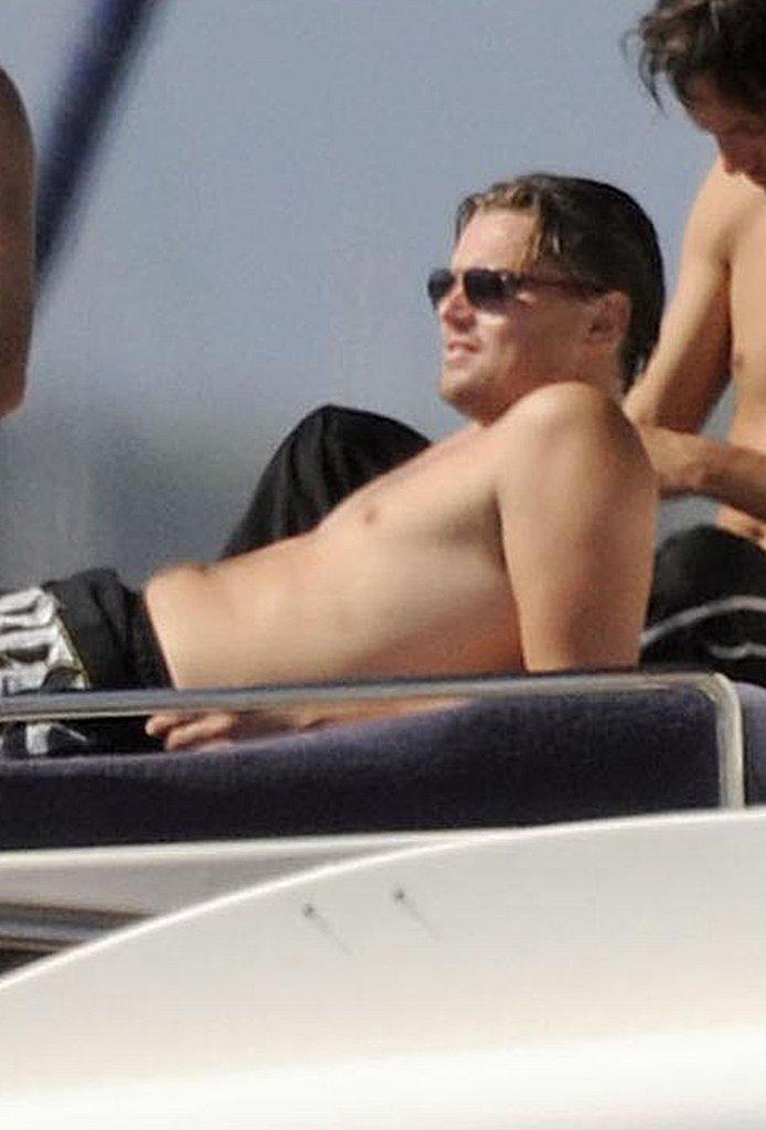 Photos of Leo in Ibiza