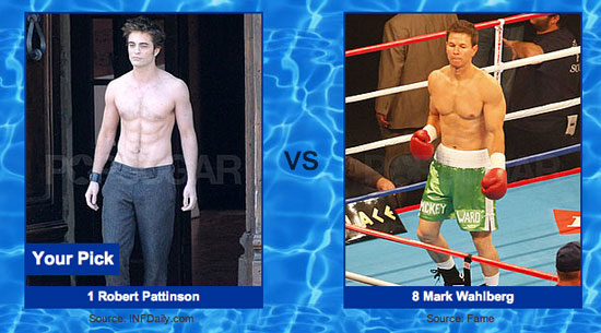 Get Your Shirtless Votes in Before Round Two Closes Tonight!