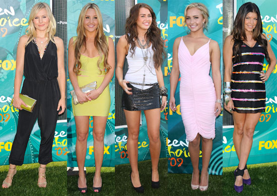 Who Was the Worst Dressed at the Teen Choice Awards?