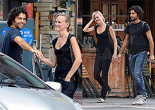 Photos of Adrian Grenier in NYC