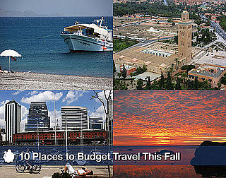 Sugar Shout Out: 10 Places to Travel This Fall on a Budget
