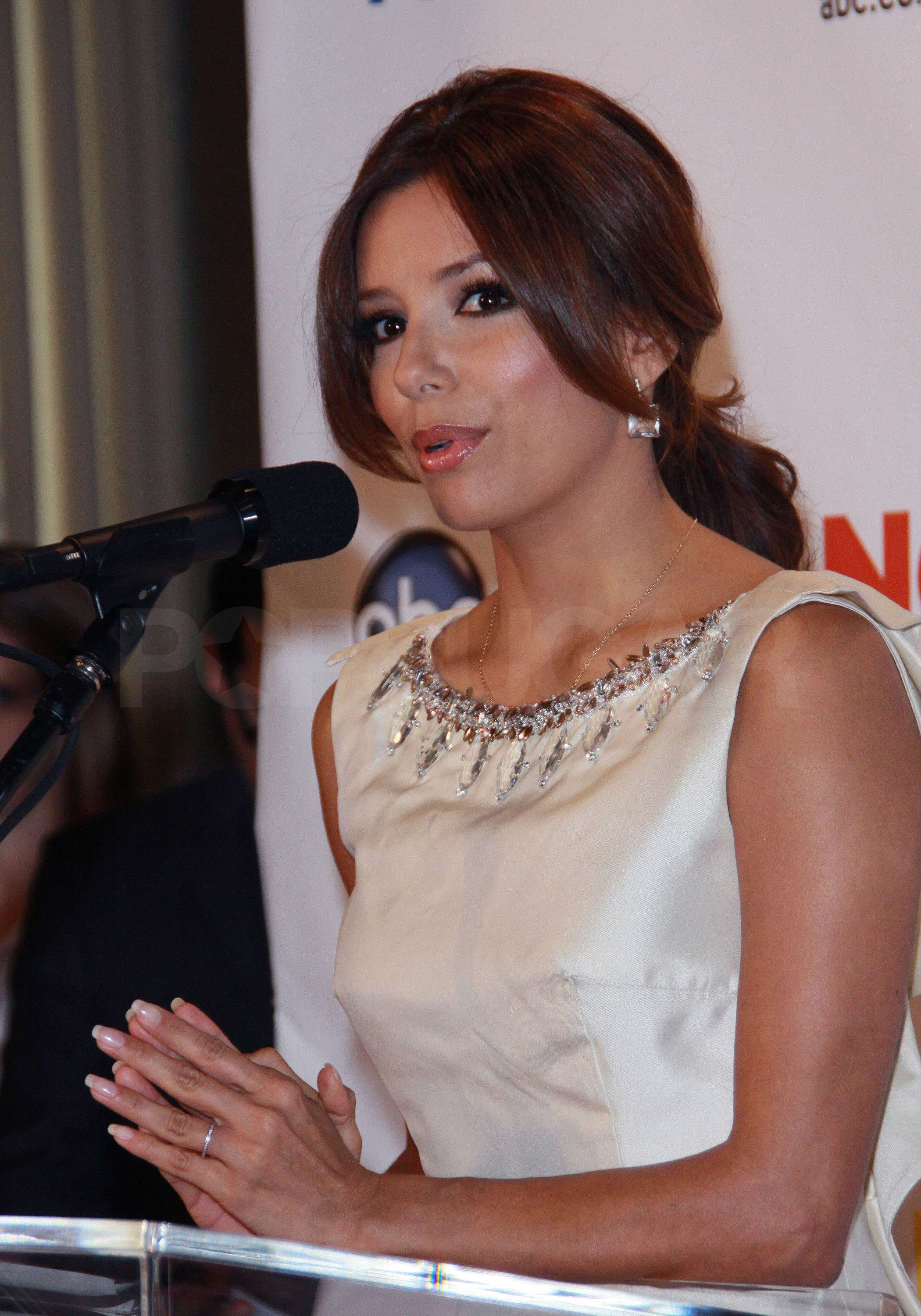 Photos of Eva Longoria at Beso