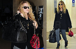 Photos of Mary-Kate Olsen at LAX