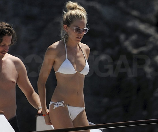 Bikini Bracket Pop's Pick: Sienna Miller