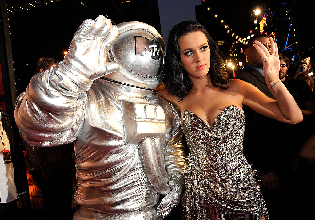 Photos of The Ladies at The MTV Video Music Awards Red Carpet