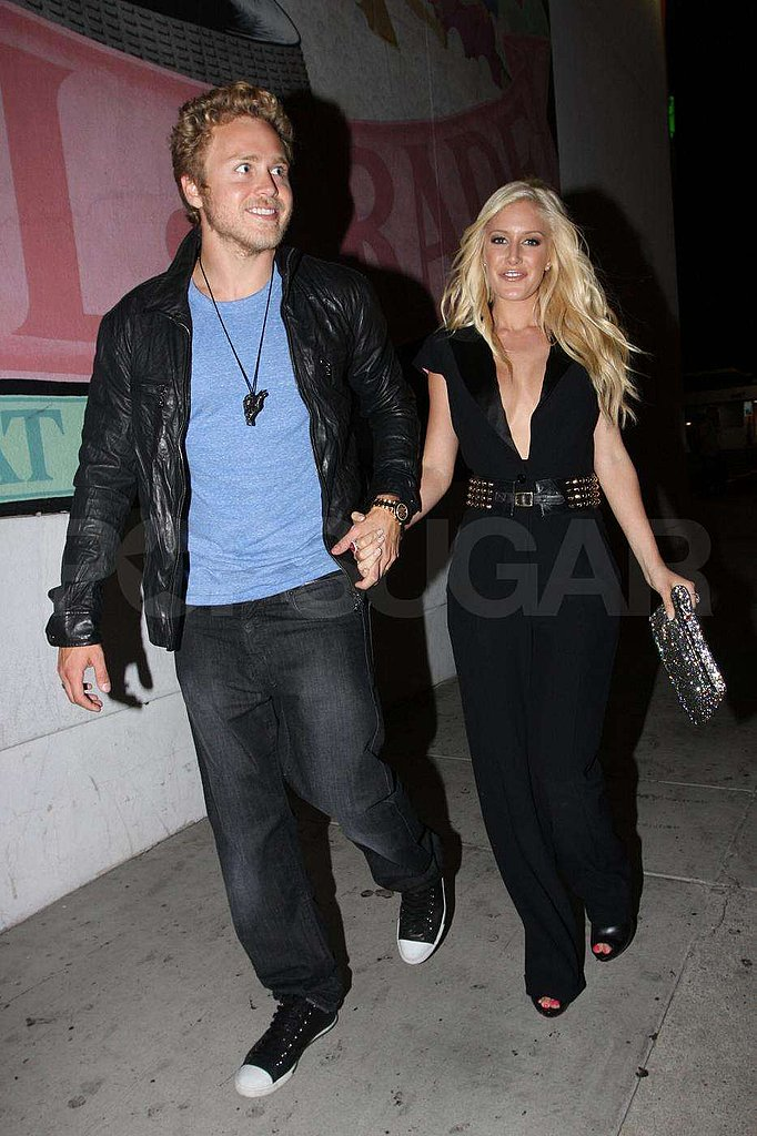 Photos of Heidi and Spencer in LA