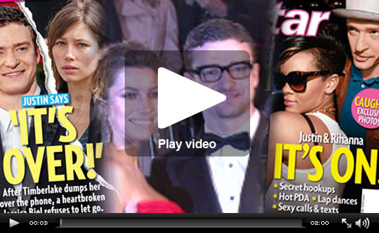 Our Take on a JT/Biel Split, Justin Talks Drew on the Whip It! Red Carpet, and Kristin Gets Gleeful