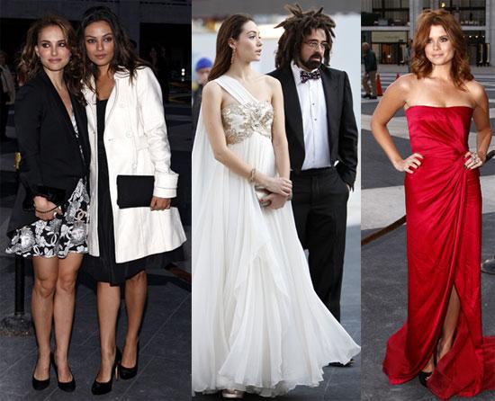 Photos of the New York Ballet Fall Gala Including Natalie Portman, Mila Kunis, Emmy Rossum and Adam Duritz 2009-10-08 07:00:31