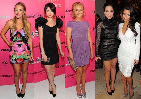 Photos of the 2009 Hollywood Style Awards