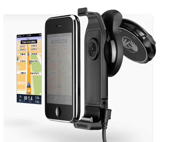 iPhone TomTom Accessories