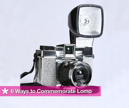 Six Ways to Commemorate Lomo's 25th Birthday