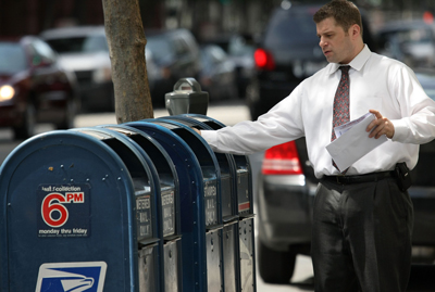 USPS Forced to Remove Mail Collection Boxes Due to Popularity of Email