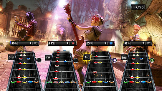 Guitar Hero 5 to Be Released in September