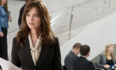 No Craigslist, But MySpace in Alexis Bledel Movie Post Grad