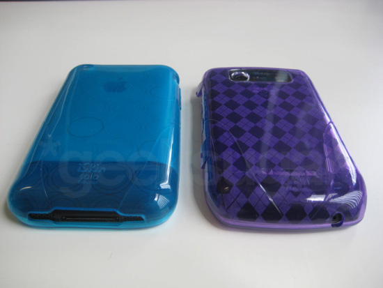 Flexible iSkin Cases