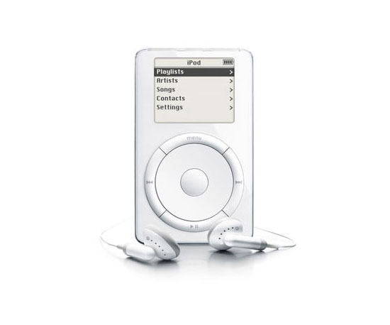 Second Generation iPod