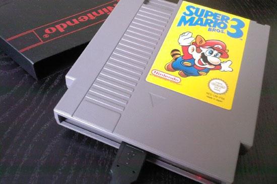Super Mario Bros 3 External Hard Drive
