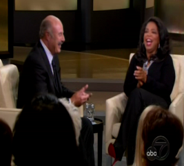 Oprah Winfrey Talks About Twitter and Tweeting With Dr. Phil