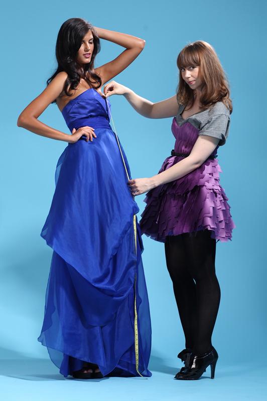Leanne Marshall for Bluefly