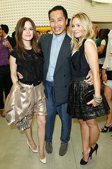 Rachel Bilson, Kristen Bell, and  Rachel Zoe Attend Party For Phillip Lim's LA Store's First Anniversary