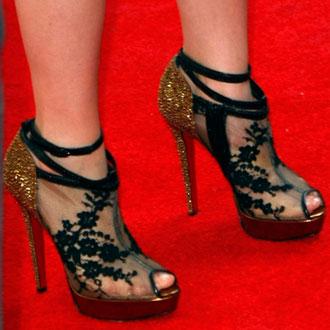 Guess the Celebrity Shoe Quiz 2009-07-30 07:50:22