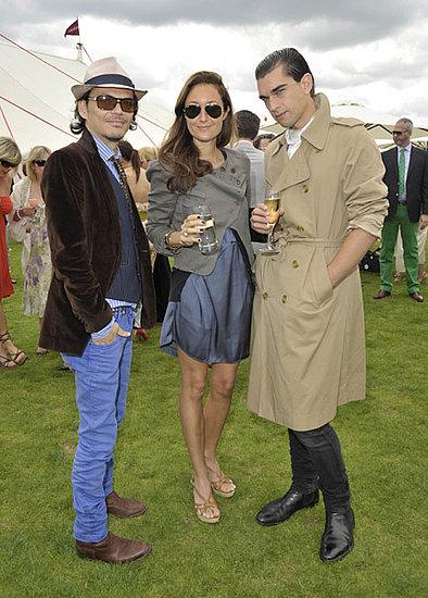 Photos From Cartier International Polo Day 2009