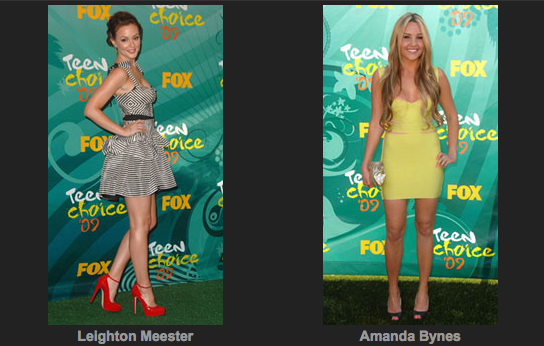 Teen Choice Awards Faceoff