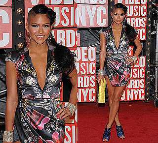 Photo of Cassie at 2009 MTV Video Music Awards