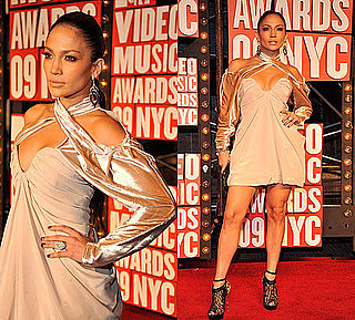 Jennifer Lopez MTV VMA Red Carpet