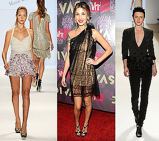 Photos From Whitney Port's Spring 2010 Collection