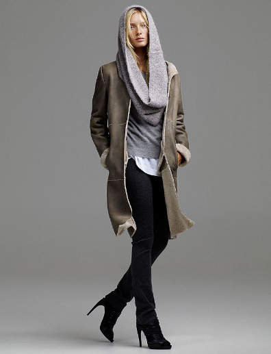 Photos From 2009 Fall Look Book Zara Collection 2009-09-18 09:00:08