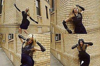 Photos of Natasha Poly in Muse Magazine